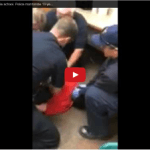 Disturbing Facebook Video Shows Police Manhandling 13-Year-Old Autistic Boy
