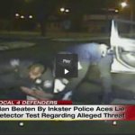 Man beaten by Inkster police officers aces polygraph test