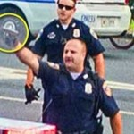 Domestic Terrorism: Cop Caught Aiming Gun at a Crowd of Hundreds of Innocent People