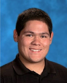 Anthony Camacho, who graduated from Rubidoux High School in June, died Sept. 15, two days after he was struck by a police car while crossing a Rialto street.